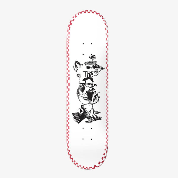 "Baker Kader Day Dreams 8.475"" Deck"