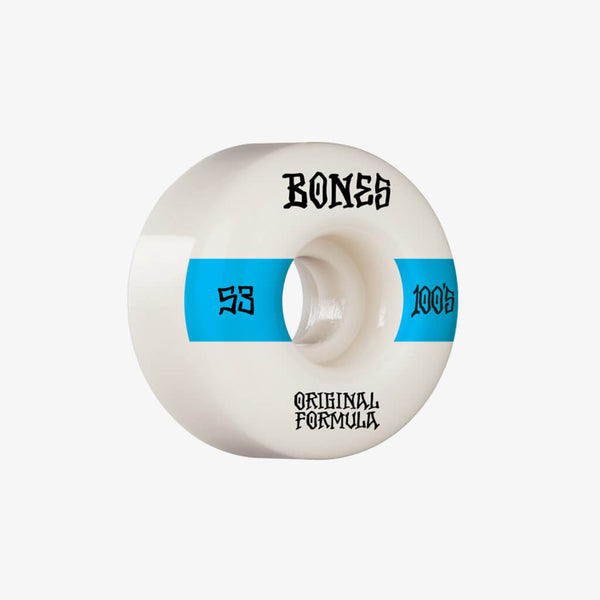 Bones OG Formula 100's #14 V4 53mm Wheels