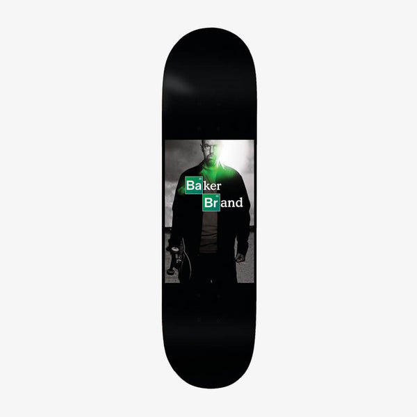 Baker Skateboards Andrew Reynolds ABQ 8.125 Deck