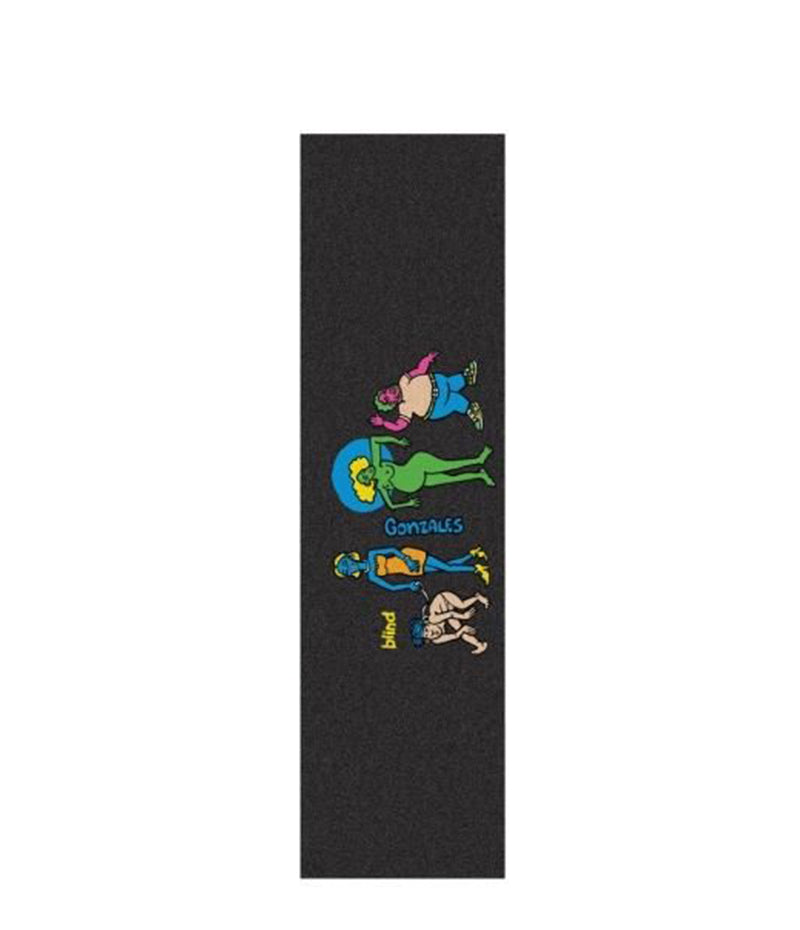 Blind Gonz Colored People Grip tape