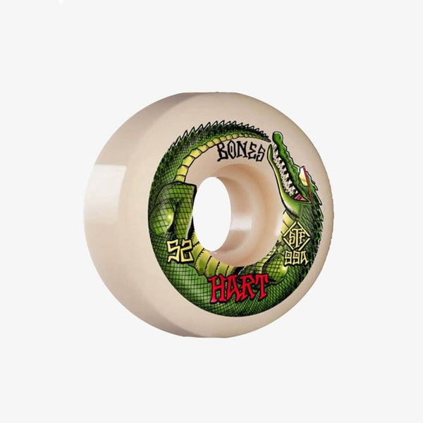 Bones Pro STF Hart Speed Gator 52mm Skateboard Wheels