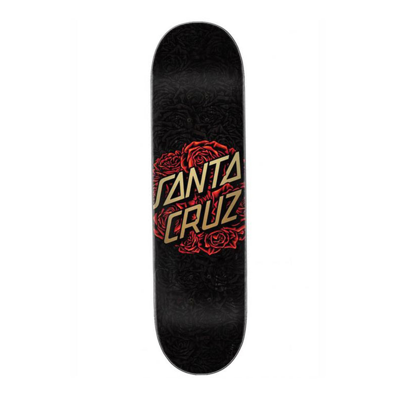 Santa Cruz Skateboards, Bouquet Dot, Hard Wood Maple Deck