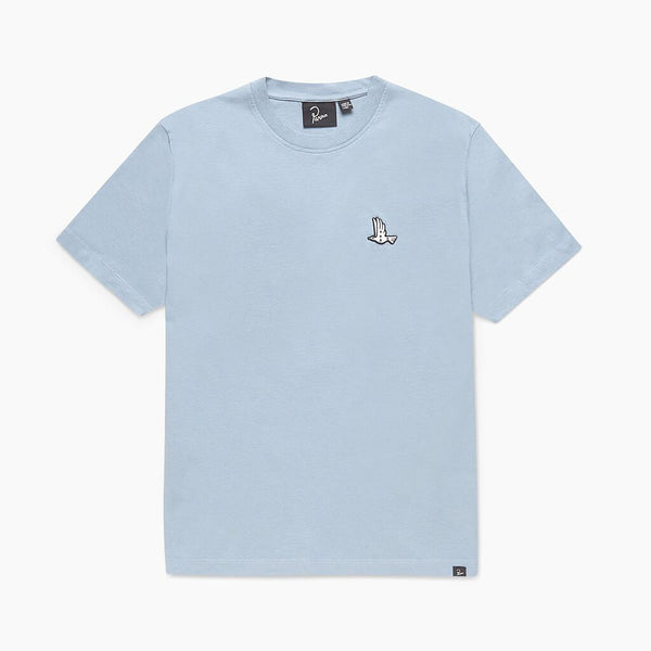 Parra Mother Nature Dusty Blue T-Shirt