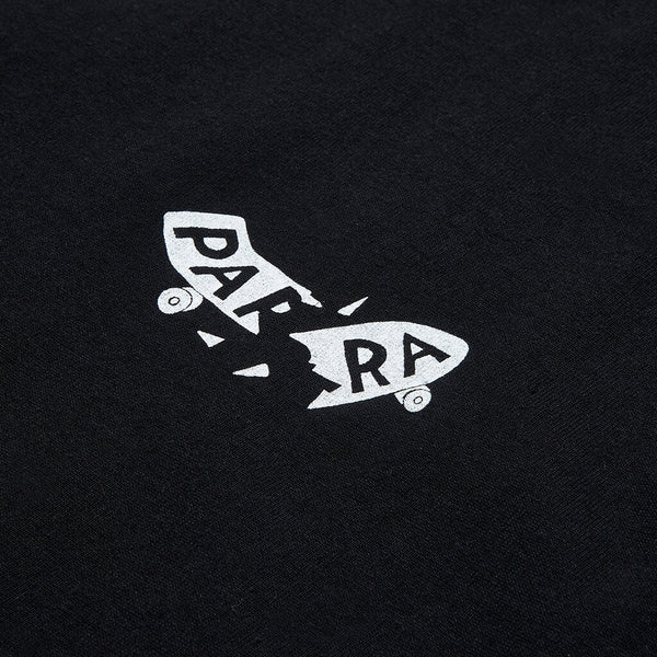 Parra Focused Black T-Shirt