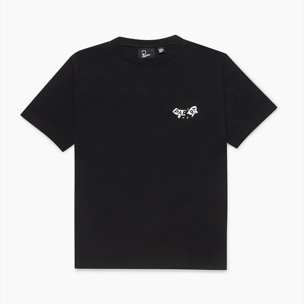 By Parra Focused Black T-Shirt