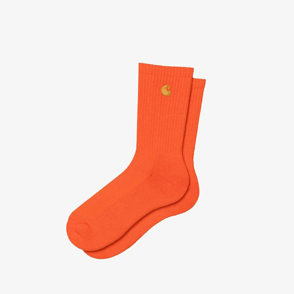 Carhartt Wip Chase Socks Safety Orange