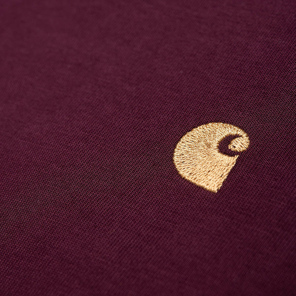 embroidered Carhartt 'C' motif
