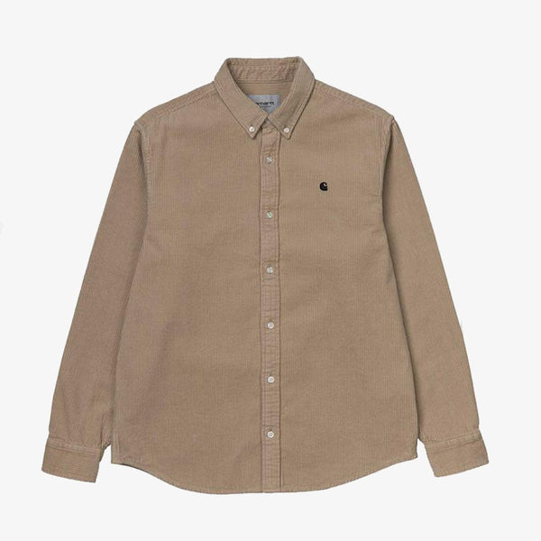 Carhartt Wip L/S Madison Cord Shirt