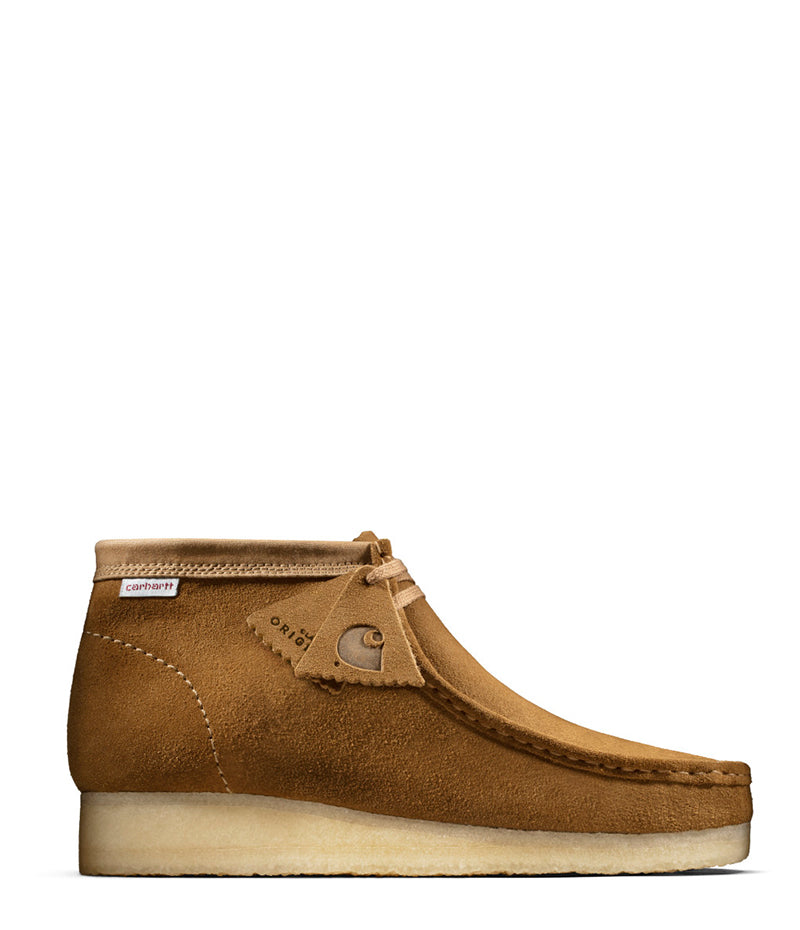 Clarks x Carhartt WIP Originals Wallabee Hamilton Brown