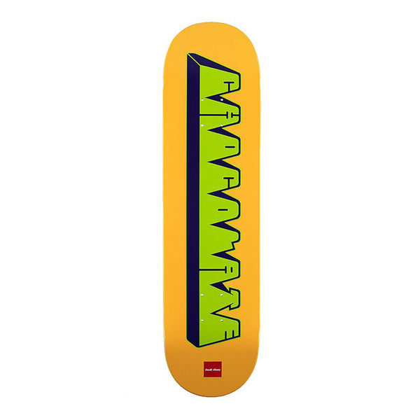 Chocolate Skateboards Vincent Alvarez Bar Logo 8.25 Deck