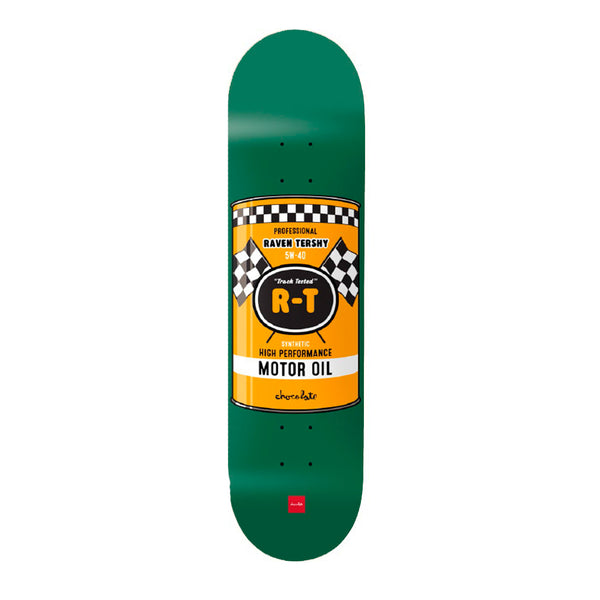 Chocolate Hecox Essentials Tershy 8.5 Deck