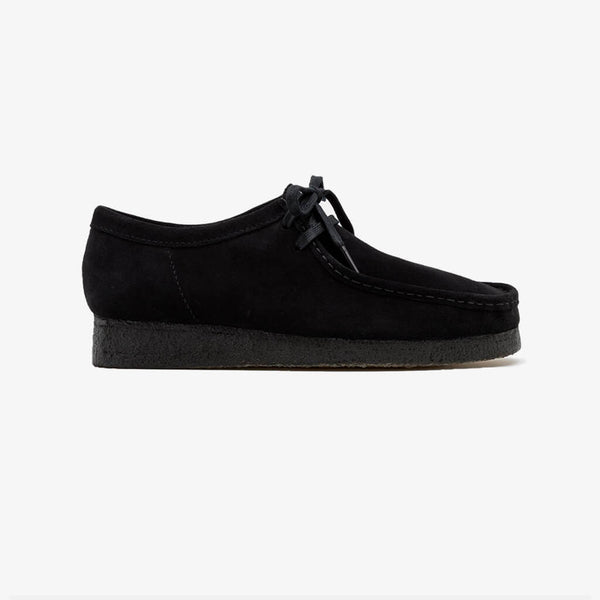Clarks Originals Black Wallabee