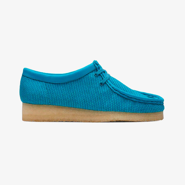 Clarks Originals Teal Wallabee