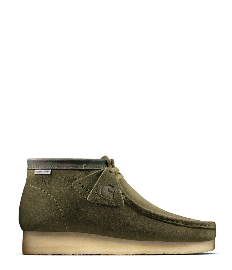 Clarks x Carhartt WIP Originals Wallabee