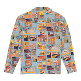 FA Comic Button Down Shirt