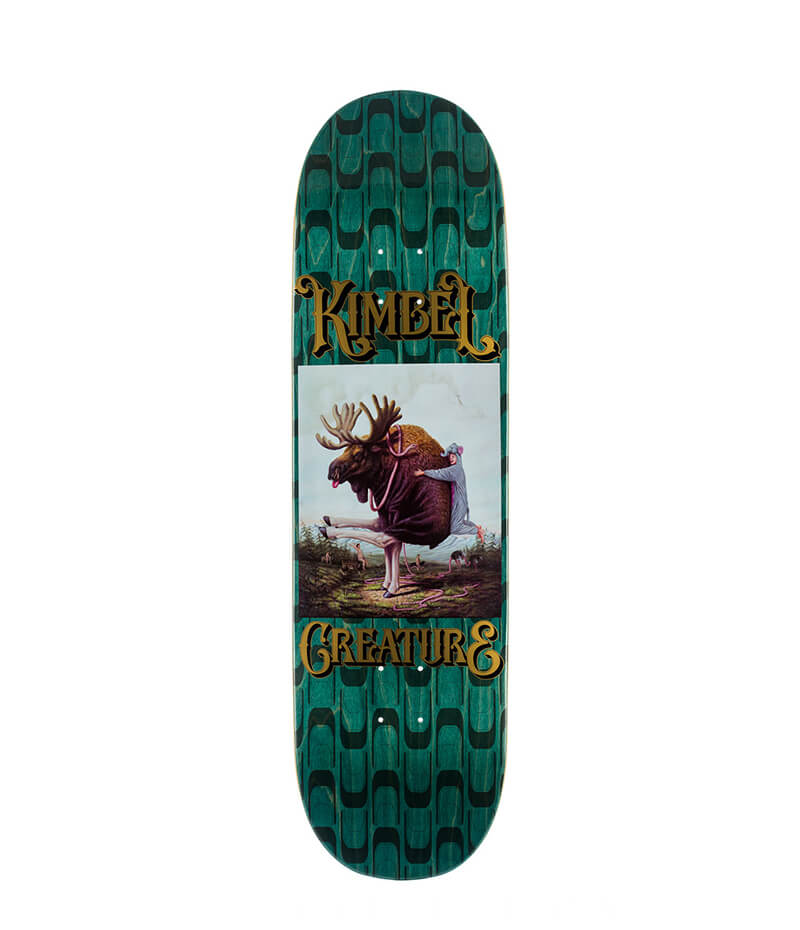"Creature Skateboards, Kimbel Other World 9.0"" Deck"