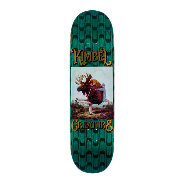 "Creature Kimbel Other World 9.0"" Deck"