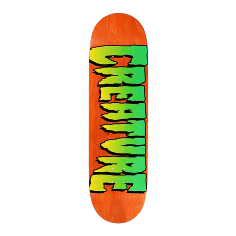 "Creature Logo Stomps 8.8"" Deck"
