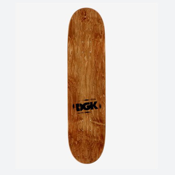 DGK Ortiz Ghetto Land 8.06 Deck