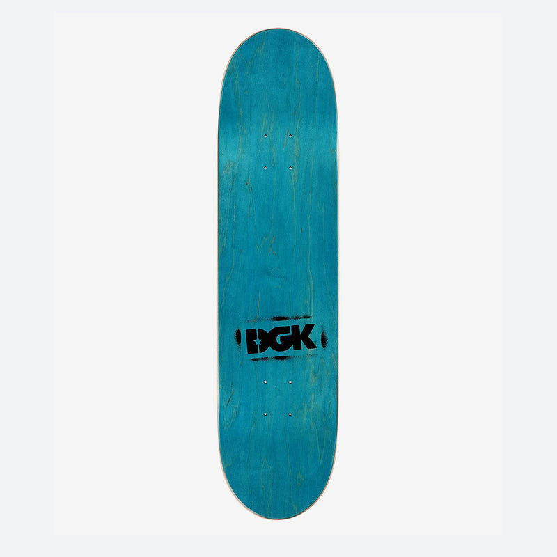 DGK Williams Ghetto Land 7.9 Deck