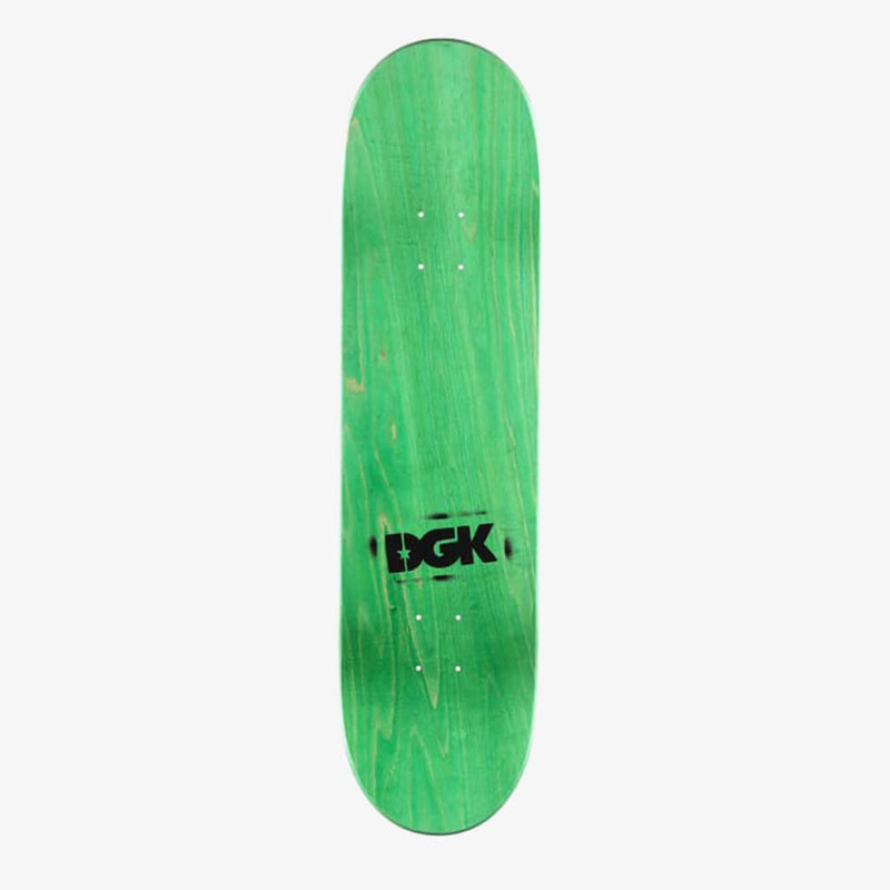 Planche De Skate DGK Abduction Kalis 8.25""