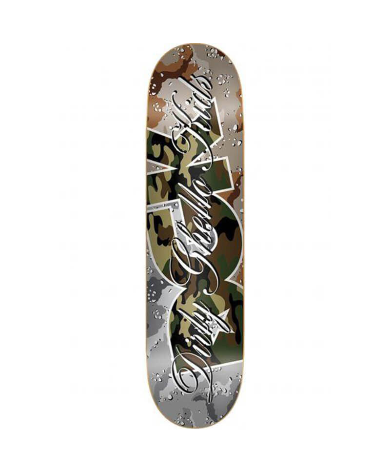"DGK Skateboards, Desert Storm 7.8"" Deck"