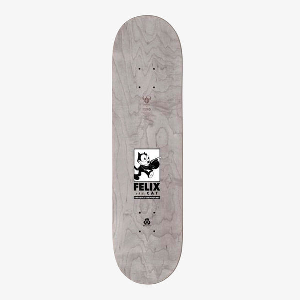 "Darkstar Felix Delivery Black 8.125"" Deck"