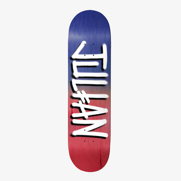 "Deathwish Julian Davidson Gang Name 8.0"" Deck"