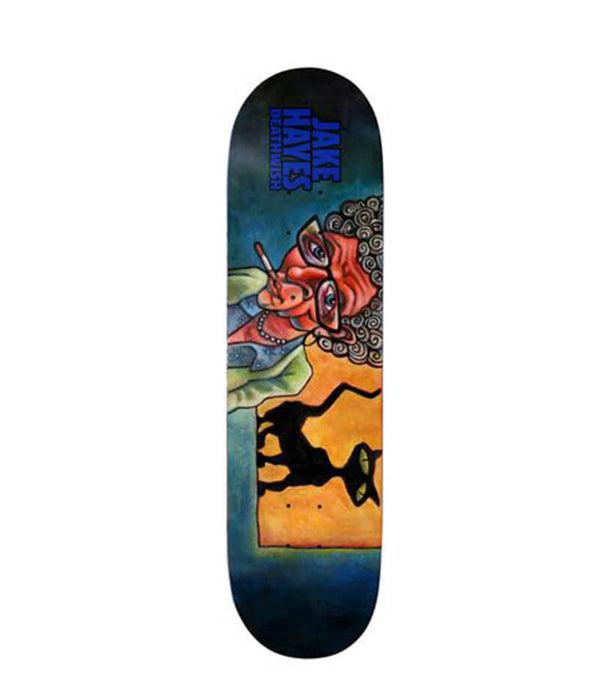 Deathwish Hayes Cat Lady 8.25 Deck