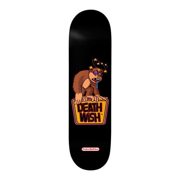 Deathwish PD Knocked Out 8.125 Deck