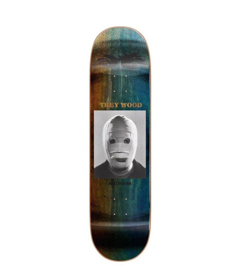 "Madness Trey Bandage R7 8.25"" Deck"