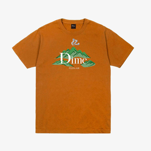 Dime MTL Plein Air Coffee T-Shirt