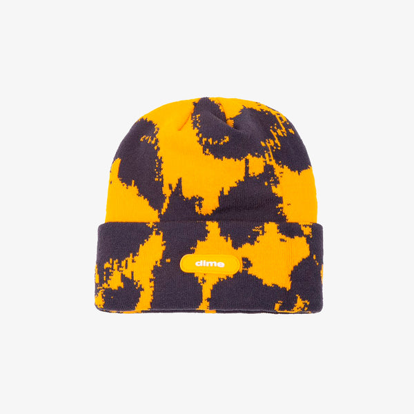 Dime MTL Sly Beanie Yellow