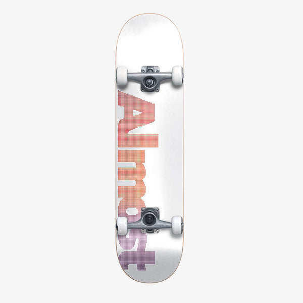 Almost Dot Logo FP Complete Skateboard 7.75""