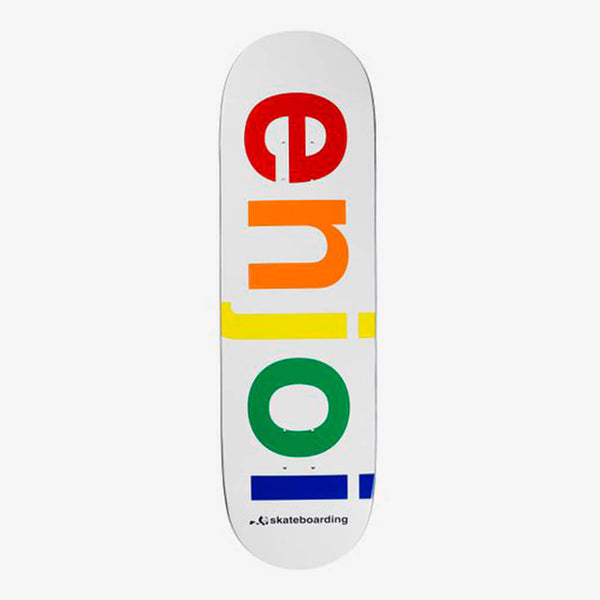 "Enjoi Skateboards Spectrum 9.0"" Deck"