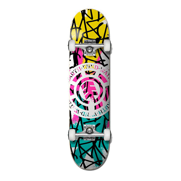 "Element Graf Seal 7.7"" Complete Skateboard"