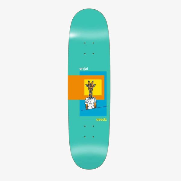 "Enjoi Deedz Skart R7 8.375"" Special Shape Deck"
