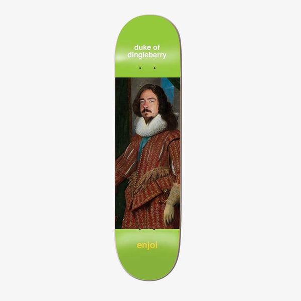 "Enjoi Berry Renaissance R7 8.0"" Deck"