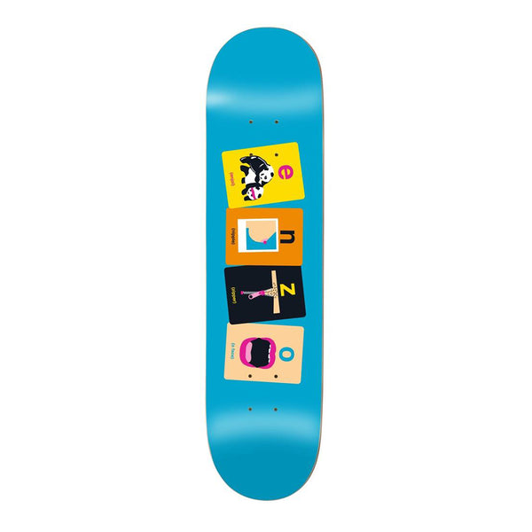 Enjoi, Enzo Flashcards R7 8.375 Deck
