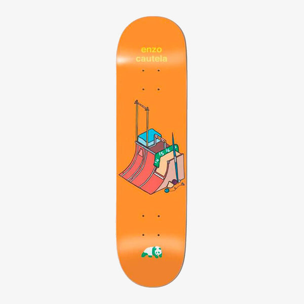 Enjoi Skateboards Enzo Go for the Gold 8.625 R7 Deck