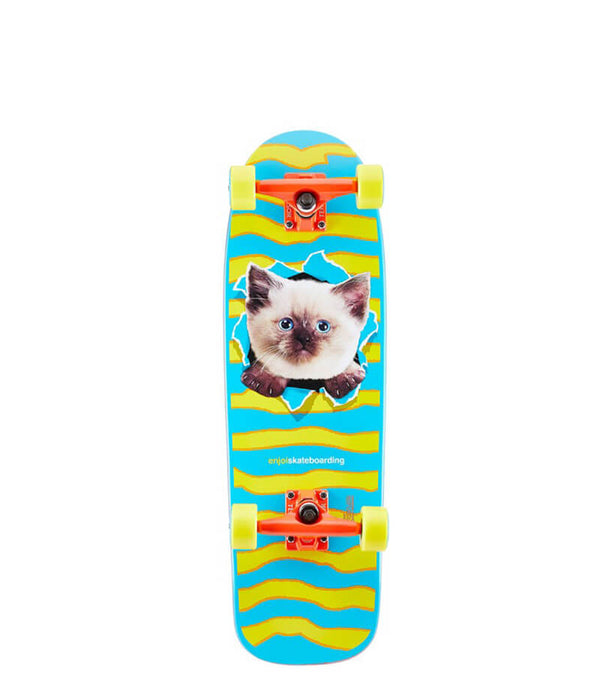 Cat cruiser skateboards, kitten ripper , enjoi