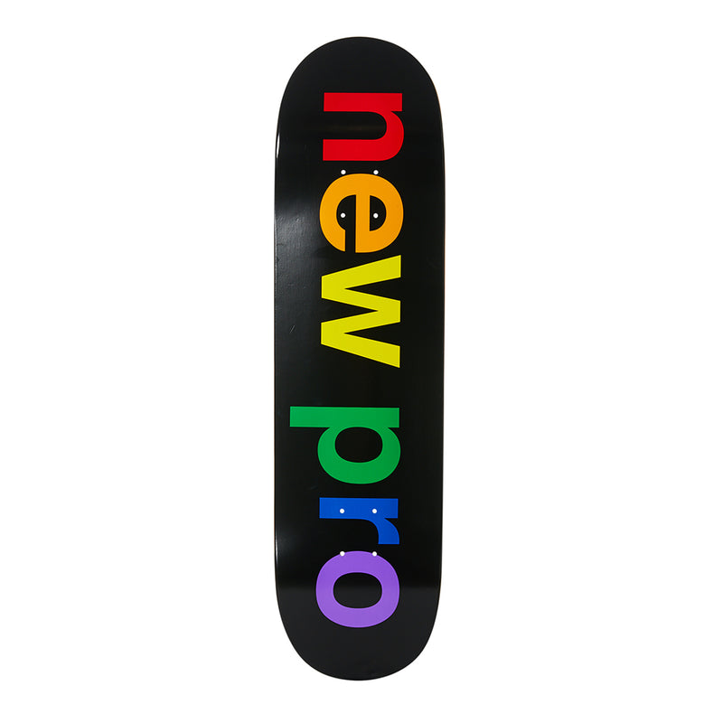Enjoi Skateboards New Pro HYB 8.5 Deck