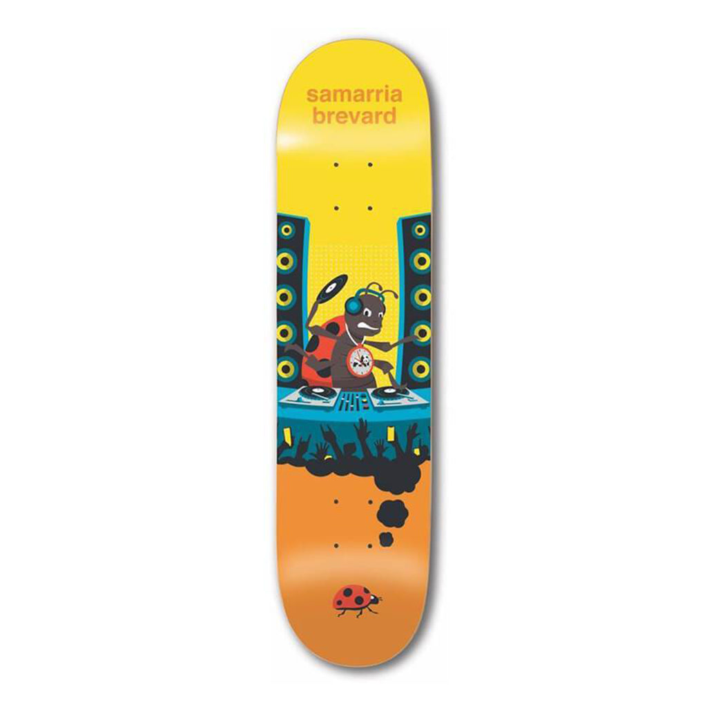 "Enjoi Big Dreams Impact Light Brevard 8.375"" Deck"