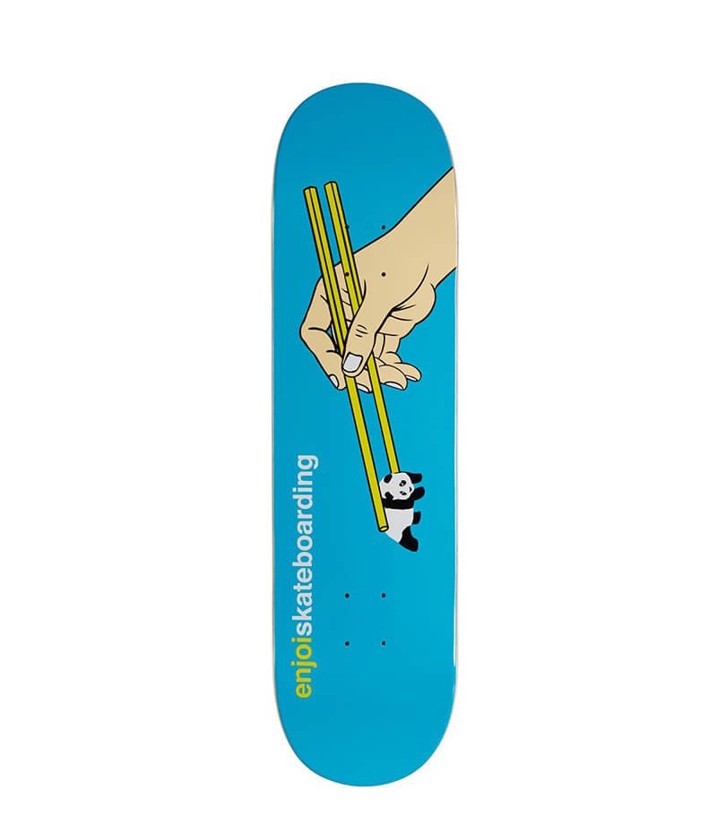 "Enjoi Chopstick HYB 8.375"" Blue Deck"