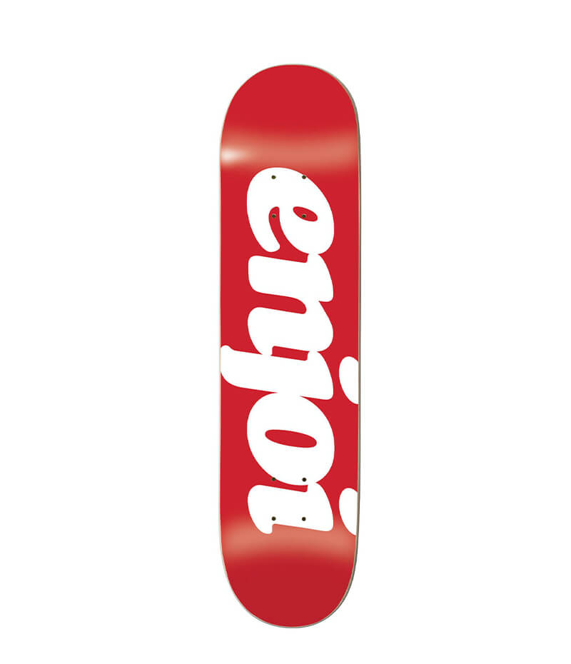 "Enjoi Flocked HYB 7.75"" Deck"