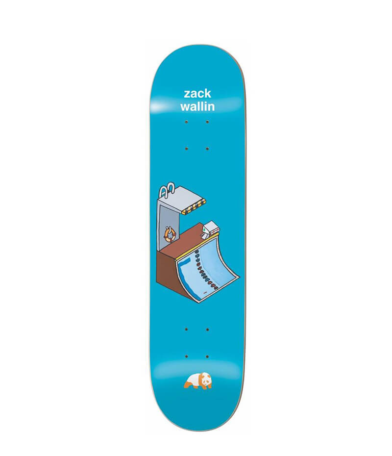 Enjoi Skateboards Wallin Go for the Gold 8.25 R7 Deck