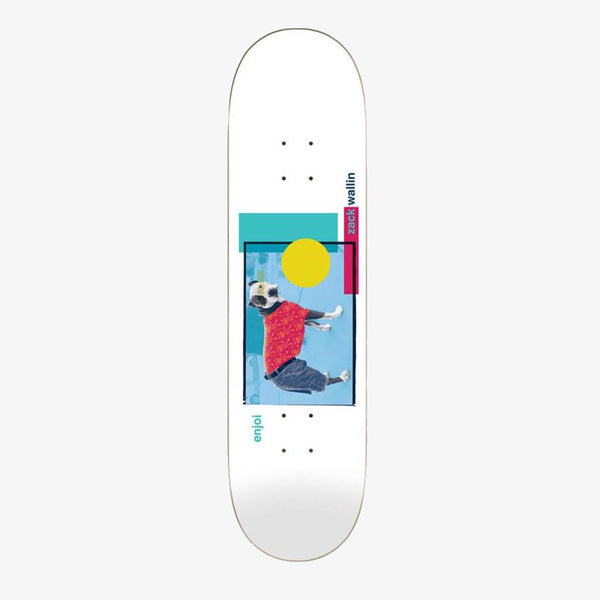 Enjoi Wallin Skart R7 Deck