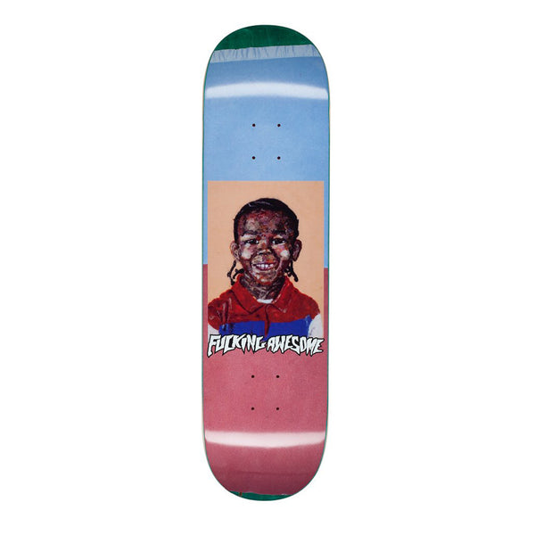 FA, NAK Felt Class Photo skateboard
