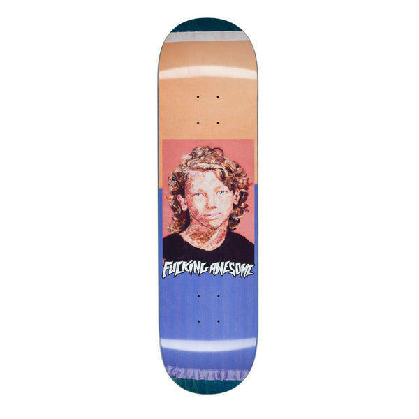 Fucking Awesome, jason Dill Felt Class Photo, deck