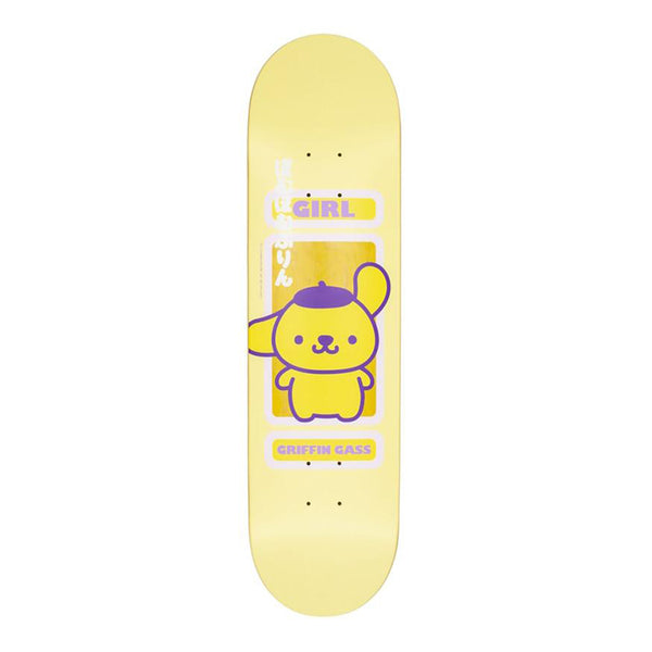 Girl X Sanrio 60th Griffin Gass 8.12 Deck
